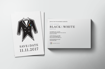 Rainbow Center's 15th Annual Black & White Gayla
