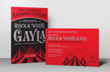 Rainbow Center's 16th Annual Black & White Gayla