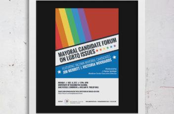 LGBTQ Mayoral Candidate Forum